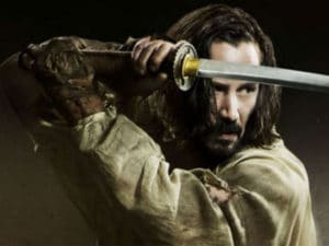 Samurai slicing and dicing does not look very becoming for Keanu Reeves in martial arts dud 47 RONIN