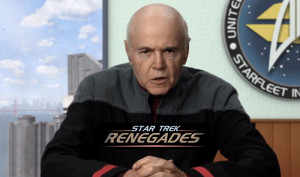Star Trek: Renegades trailer.