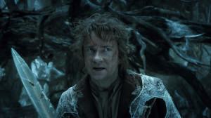 Bilbo Baggins...meet Smaug. Smaug...meet Bilbo Baggins.