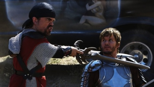 What a KNIGHT to remember as Dinklage demonstrates his BADASSDOM self