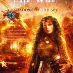 The Air War (Shadows Of The Apt book eight) by Adrian Tchaikovsky (book review).
