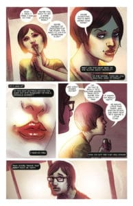 The Kissable Moment. (Pariah: Volume 1)