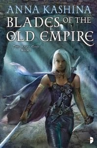 Blades of the Old Empire by Anna Kashina (book review).