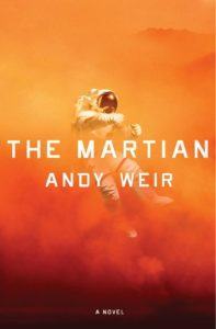 The Martian (US Cover)