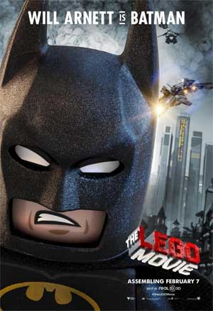 The Lego Movie (2014) (a film review by Mark R. Leeper).