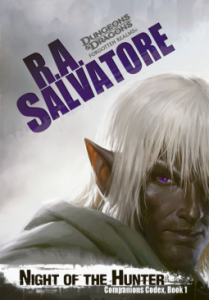 Night of the Hunter. Companions Codex, I. R. A. Salvatore