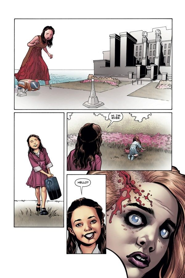 Serenity Leaves On The Wind 3 By Zach Whedon Writer And Georges