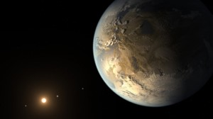 NASA's finds first Earth-Size habitable world.