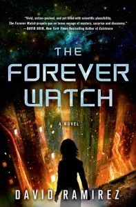 The Forever Watch by David Ramirez (book review).