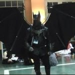 Victorian Batman = Iron Bat.