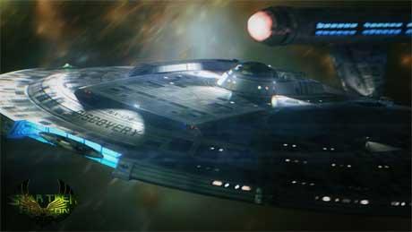 Star Trek: Horizon (trailer).