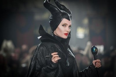 Singer Helen Reddy doesn't need to tell Maleficent that she's strong, invincible and a wicked woman!