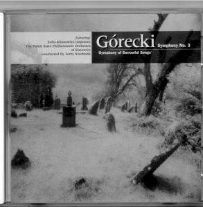 GoreckiThirdSymphonyCD