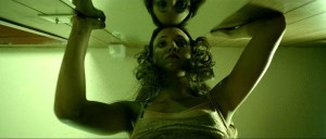 Pregnant and petrified make for strange bedfellows in the traumatizing tale PROXY.