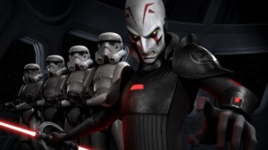 Star Wars Rebels gets some trailer action.