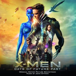 X-Men DOFP Soundtrack