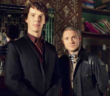 Miss me? Four new Sherlock episodes, starting with a bumper special.