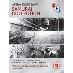 KurosawaSamuraiCollection