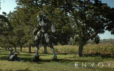 Envoy . . . E.T. go home? (short movie).