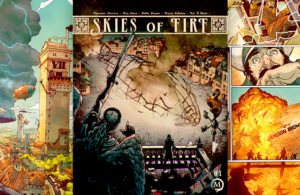 Skies of Fire by Vincenzo Ferriero and Ray Chou.