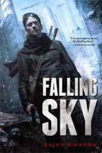Falling Sky by Rajan Khanna (book review).