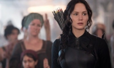 "Okay...maybe she is no Joan of Arc but ""The Hunger Games: Mockingjay's"" Katniss Evergreen will do! Thank you very much!"