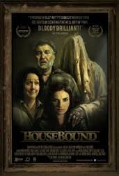 Housebound (2014) (a film review by Mark R. Leeper).