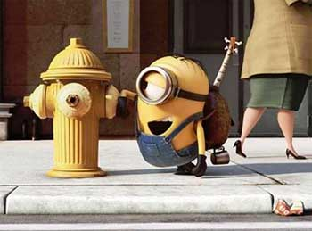 Minions (the movie) - first trailer.
