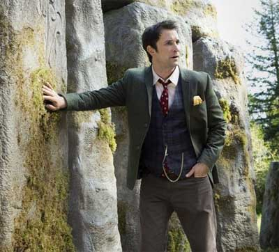 The Librarians - new TV series (X-files crossed with Buffy?).
