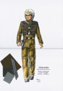 BG-1-E Young Adam Flight Suit