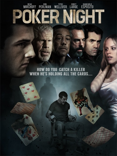 Poker Night (2014) (a film review by Mark R. Leeper).