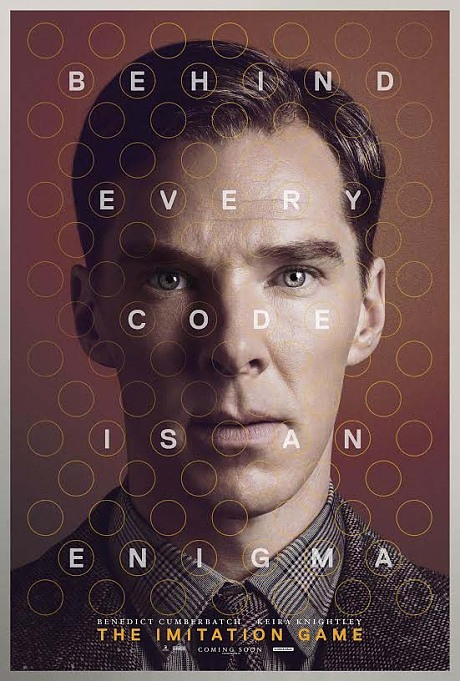 The Imitation Game (2014) (a film review by Mark R. Leeper).
