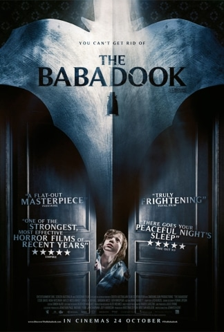 The Babadook (2014) (a film review by Mark R. Leeper).