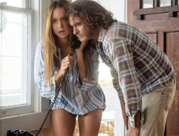 Inherent Vice trailer (that's not nice).