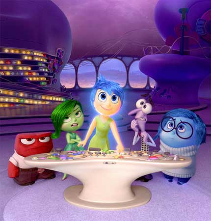 Inside Out (2015) (film review): Mark's take.