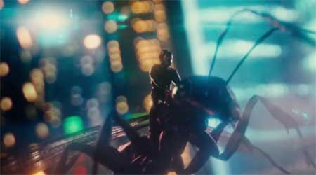 Ant-man trailer . . . change the name?