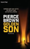 Golden Son (Red Rising Trilogy #2) by Pierce Brown (book review).