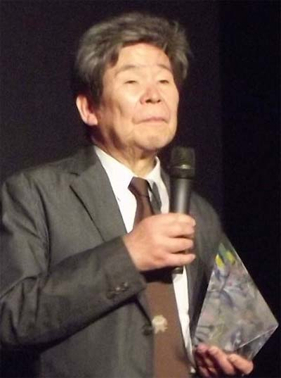 Isao Takahata by Boungawa - Own work. Licensed under CC BY-SA 3.0