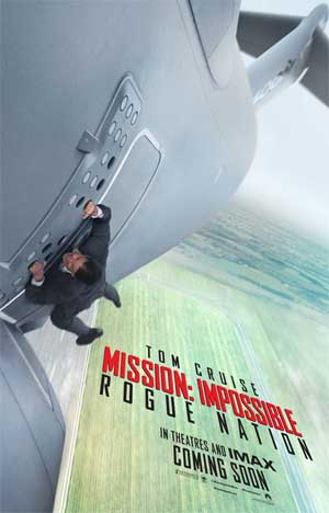 Mission Impossible Rogue Nation (2nd trailer).