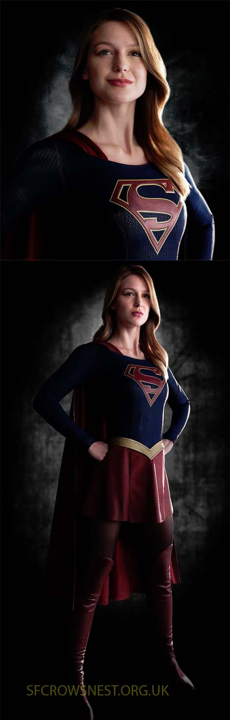 Is that Super, Girl? No, it's Supergirl!