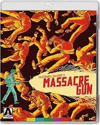 MassacreGunblu-ray