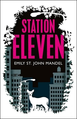 Station Eleven by Emily St John Mandel heads the Arthur C. Clarke Award shortlist.