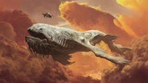 Concept art by Jim Murray (creature design by Jordu Schell)