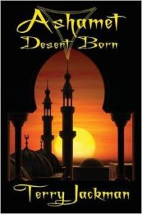 Ashamet, Desert Born by Terry Jackman (book review)