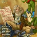 On Spec: The Canadian Magazine Of The Fantastic vol 26 no. 4  # 99 (magazine review).