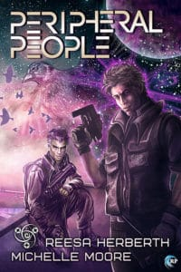 Peripheral People by Reesa Herberth and Michelle Moore (book review)