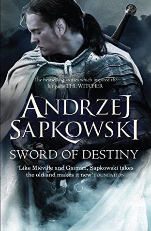 The Witcher books gets all Netflixie.