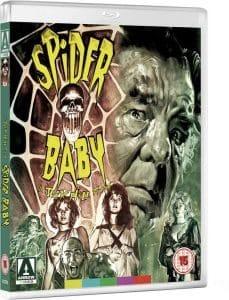 SPIDER_BABY-DVD