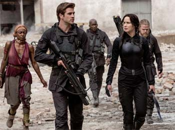 The Hunger Games: Mockingjay Part 2 - teaser trailer.