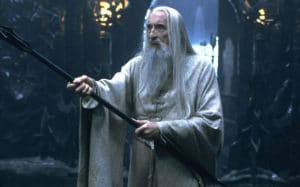 Goodbye Sir Christopher Lee, Dooku & Saruman both.
